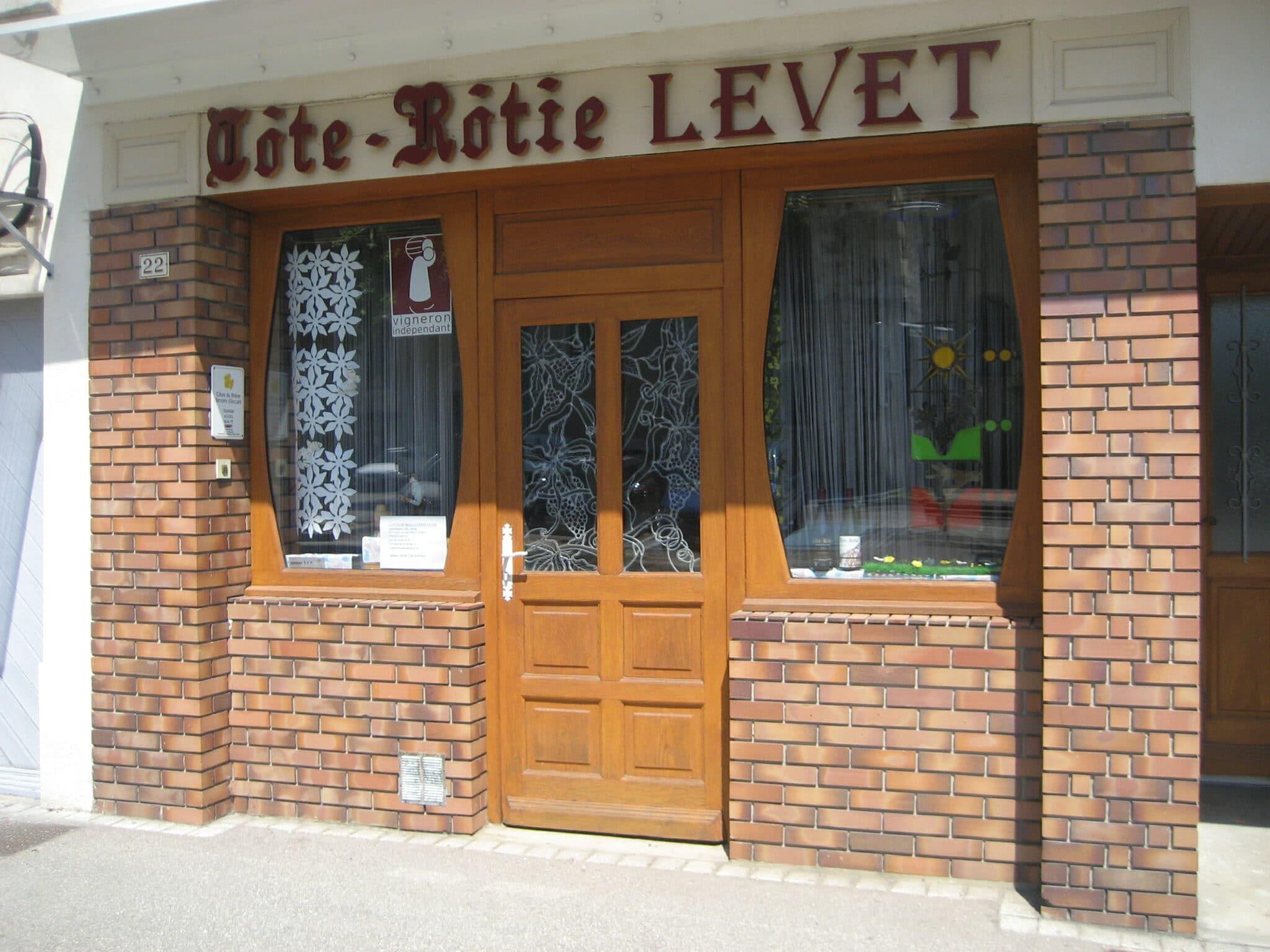 Vignobles Levet © Agnès Levet