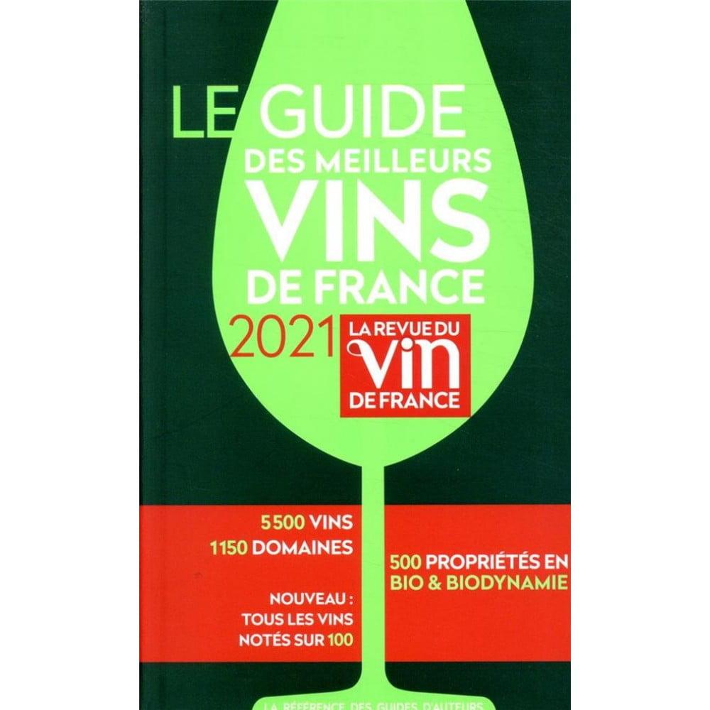 Le Guide des Meilleurs Vins de France 2021 par La Revue des Vins France